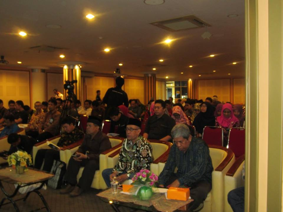 Launching Universitas Muhammadiyah Yogyakarta Press